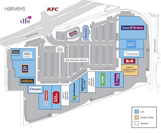 White City Retail Park Scheme